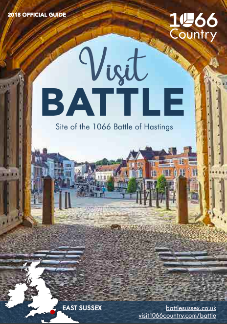 1066 Country Visit Battle Official Guide 2018