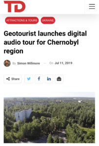 Travel Daily Media Chernobyl