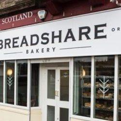 Breadshare Edinburgh