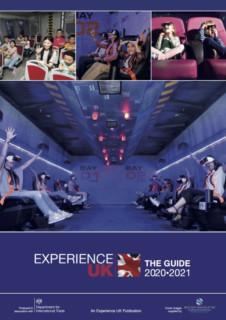 Experience UK Guide 2020-2021