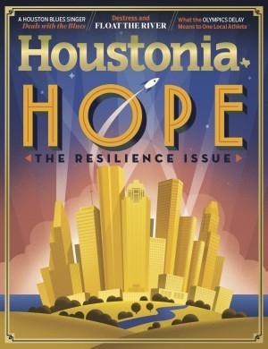 Houstonia magazine Emancipation Park